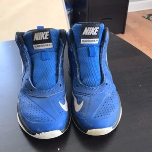 Toddler Boys size 11 Nike high tops